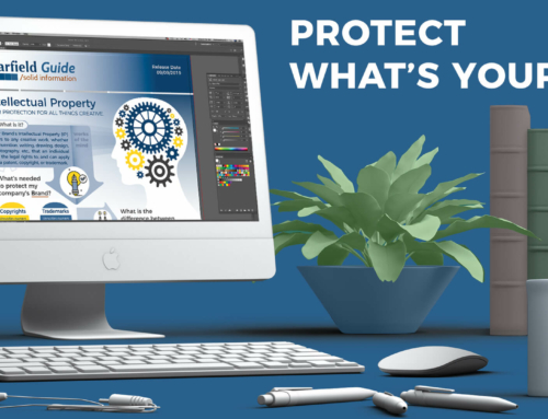 Intellectual Property – Your Protection For All Things Creative